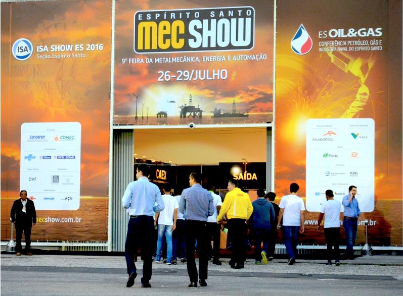 Mec Show 2016